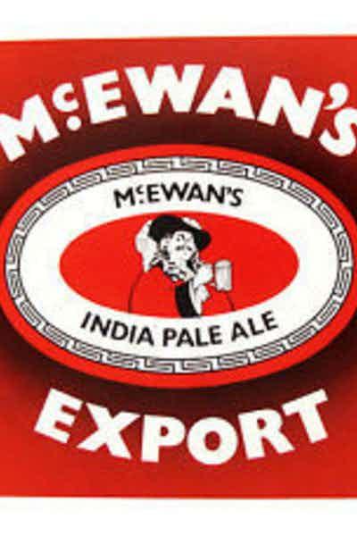 Mcewans Export IPA