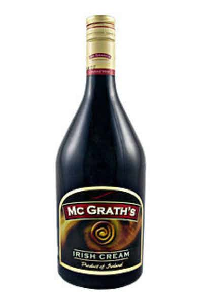 McGrath's Irish Cream Liqueur