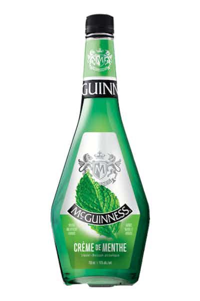 McGuinness Creme De Menthe Green Liqueur