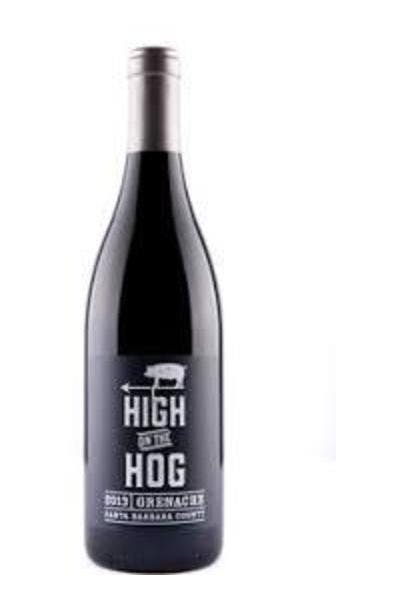 Mcprice Myers High on the Hog Grenache 2013