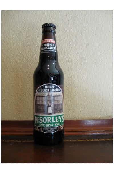 McSorley's Irish Black Lager