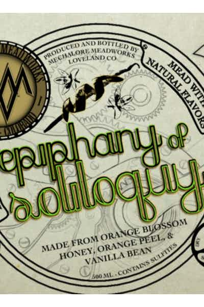 Mechalore Meadworks Ephiphany Soliloquy