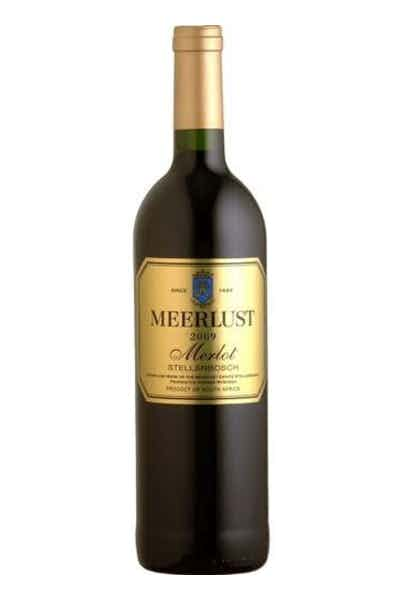 Meerlust Merlot 2009