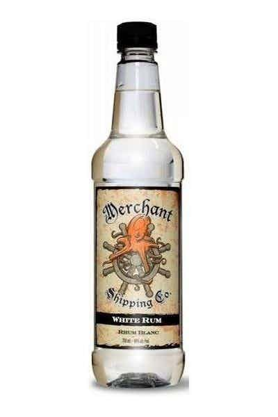 Merchant's Shipping Co. White Rum