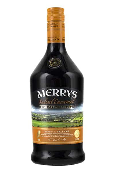 Merrys Salted Caramel Irish Cream