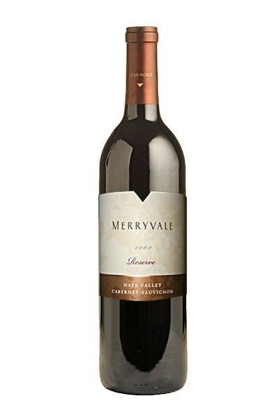 "Merryvale ""Reserve"" Cabernet"