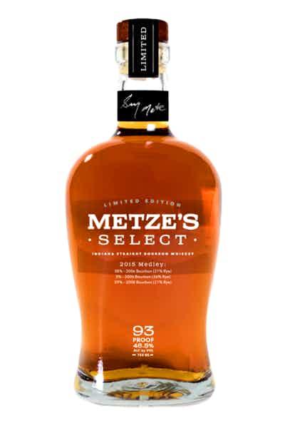 Metze's Select Bourbon Medley