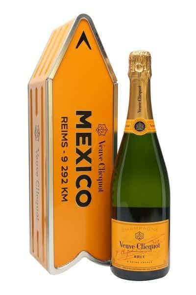 Mexico Veuve Brut Yellow Label