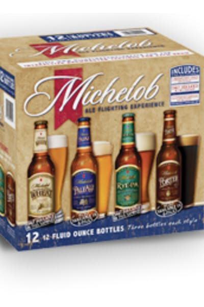Michelob Sampler