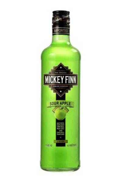 Mickey Finns Sour Apple
