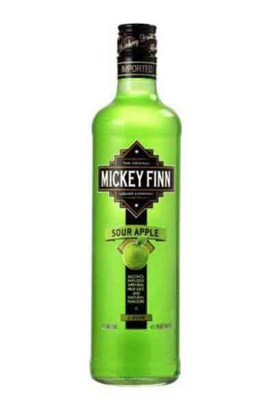 Mickey Finns Sour Apple