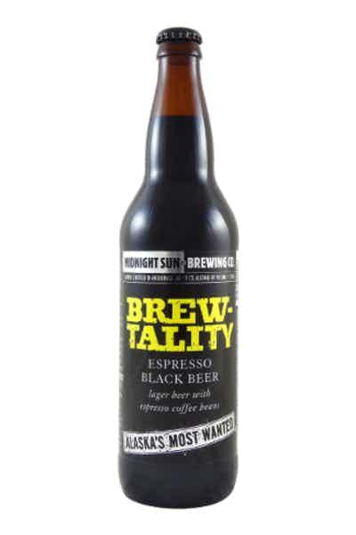 Midnight Sun Brewtality Espresso Black Beer