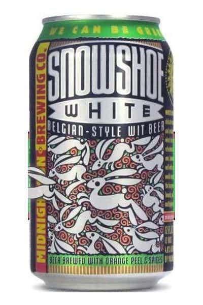 Midnight Sun Snowshoe White