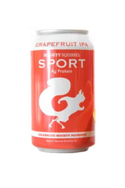 Mighty Squirrel Grapefruit Sport IPA
