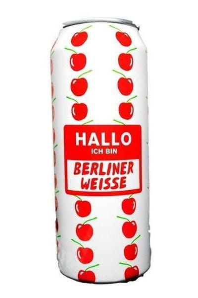 Mikkeller Hallo Ich Bin Berliner Weisse Cherry