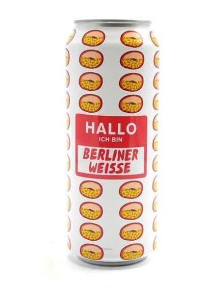 Mikkeller Hallo Ich Bin Berliner Weisse Passion Fruit