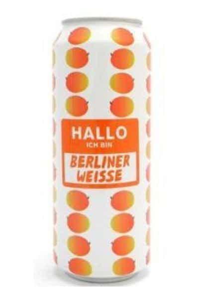 Mikkeller Hallo Ich Bin Blood Orange Berliner Weisse