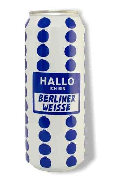 Mikkeller Ich Bin Berliner Weisse Blueberry