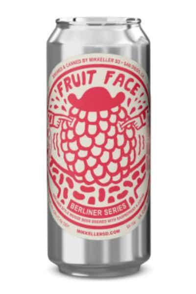 Mikkeller Fruit Face Berliner Weisse