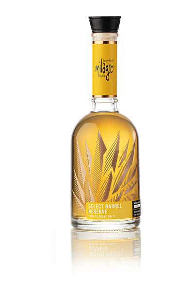Milagro Tequila Select Barrel Reserve Añejo