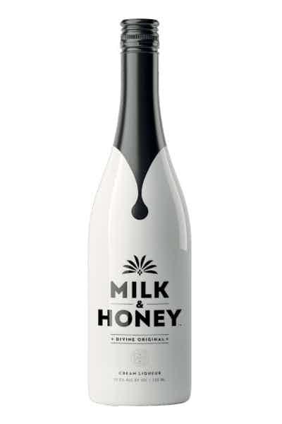 Milk & Honey Cream Liqueur
