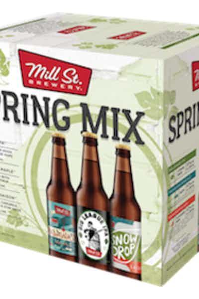 Mill St Spring Sampler