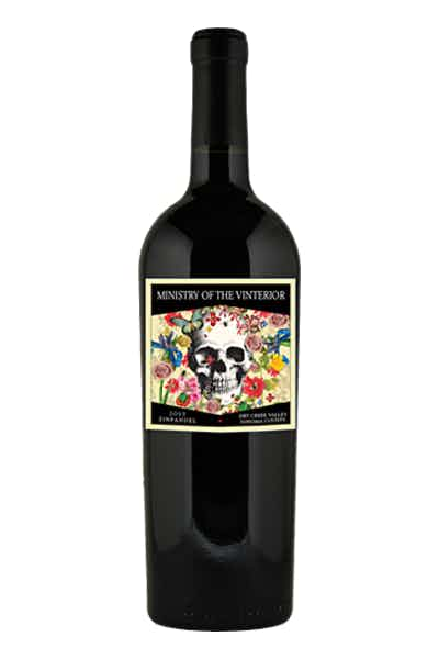 Ministry of the Vinterior Dry Creek Zinfandel