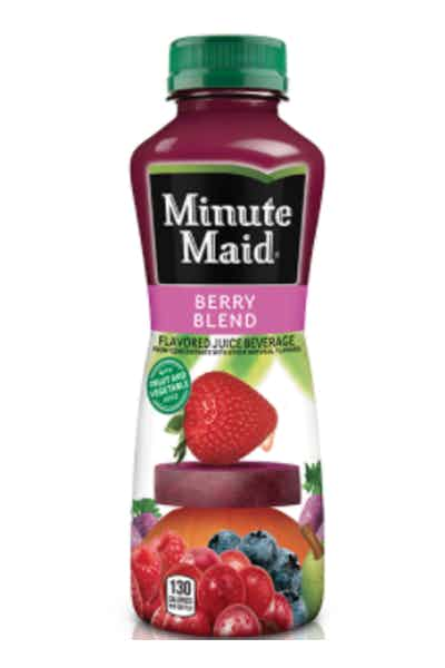 Minute Maid Berry Blend
