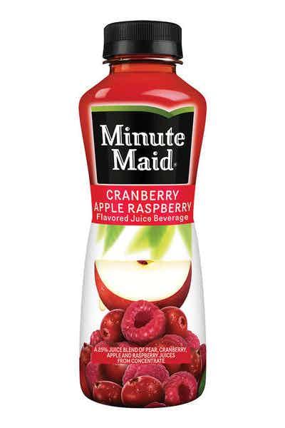 Minute Maid Cranberry Apple Raspberry