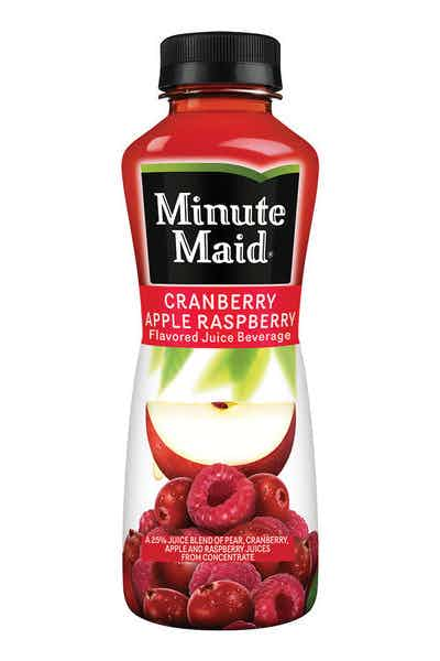 Minute Maid Cranberry Apple Raspberry