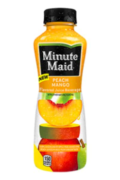 Minute Maid Peach Mango