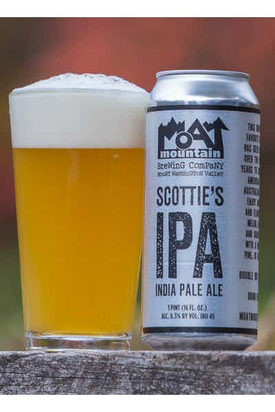 Moat Mountain Scottie's IPA