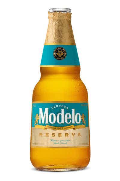 Modelo Reserva Tequila Barrel Mexican Lager Beer
