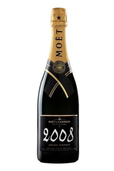 Moet & Chandon Grand Vintage Champagne 2008