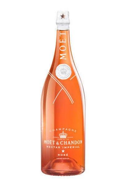 Moet & Chandon Nectar Imperial Rosé Virgil Abloh Special Edition