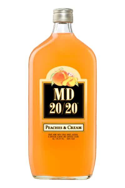 Mogen David 20/20 Peaches & Cream