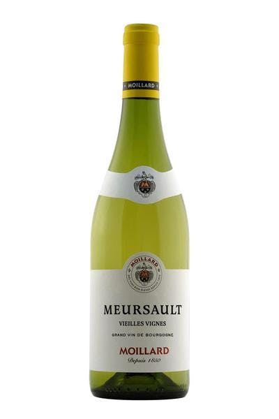 Moillard Meursault 2012 Burgundy