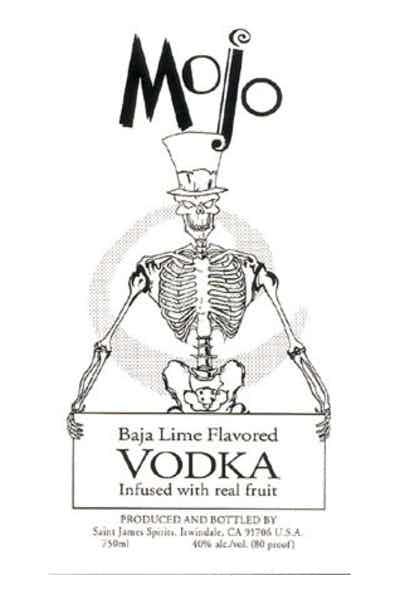 Mojo Baja Lime Vodka