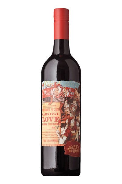 Molly Dooker Shiraz Carnival Of Love