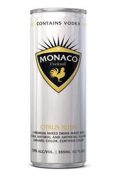 Monaco Cocktails Citrus Rush