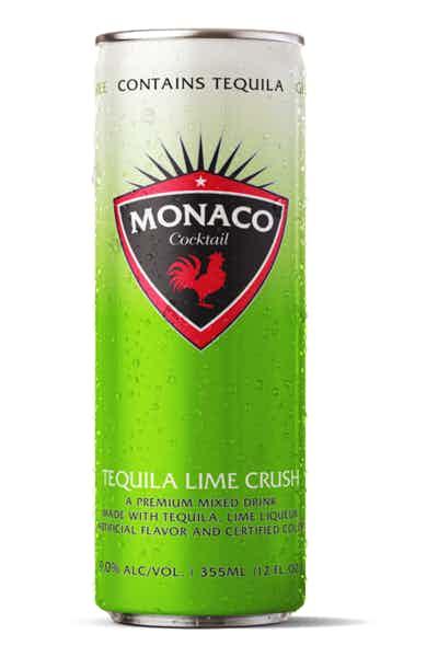 Monaco Cocktails Tequila Lime Crush