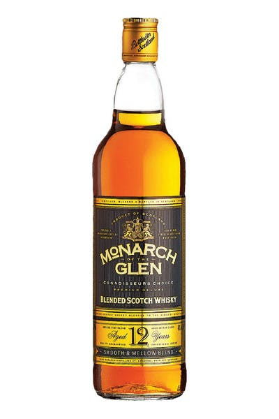 Monarch Of The Glen 12yr Blended Scotch Whisky