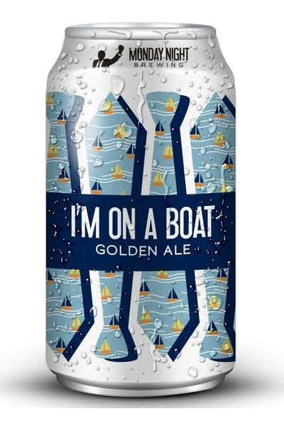 Monday Night On A Boat Golden Ale
