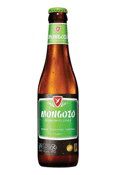 Mongozo Gluten Free Pilsner