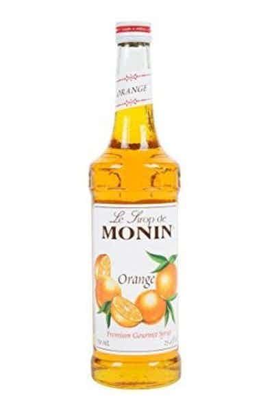 Monin Orange Syrup
