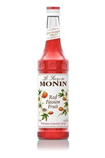 Monin Red Passion Fruit