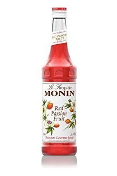 Monin Red Passion Fruit