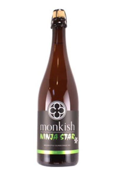 Monkish Ninja Star