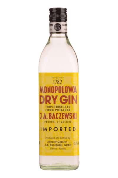 Monopolowa Gin