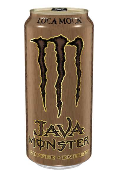 Monster Java Loca Moca